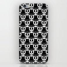 Skulls & Cats iPhone & iPod Skin