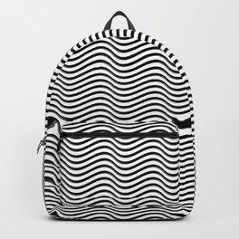 Wavy Curvy Backpack