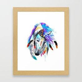 HORSE--ART Framed Art Print