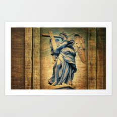 Angel I Art Print