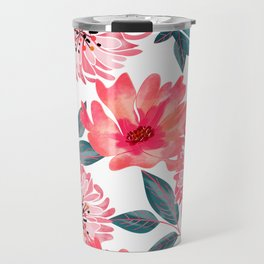 Yours Florally Travel Mug