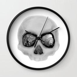 sleeping less every night Wall Clock