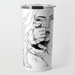 #STUKGIRL CARA Travel Mug
