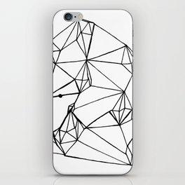 Diamonds Lines iPhone Skin