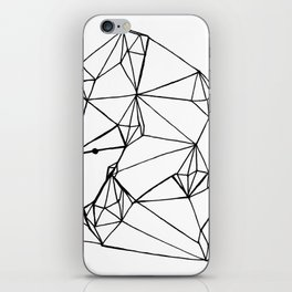 Diamonds Lines iPhone Skin