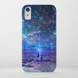 Ocean, Stars, Sky, and You iPhone Case