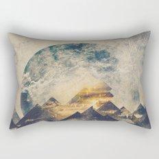 One mountain at a time Rectangular Pillow