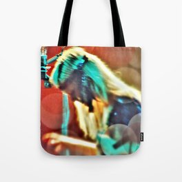 One touch of the keys Tote Bag