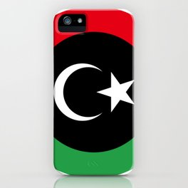 Libyan Air Force iPhone Case