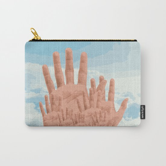 TheSkyIsTheLimit Carry-All Pouch
