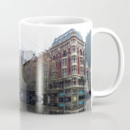 Melbourne in the Wet Coffee Mug