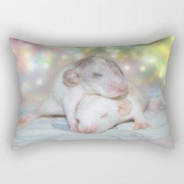 Glitter Dreams Rectangular Pillow