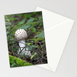 Mushroom for Improvement Stationery Cards