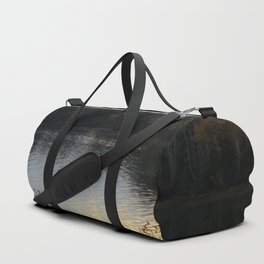 Downeast Autumn Reflections of Scattered Illuminations Duffle Bag