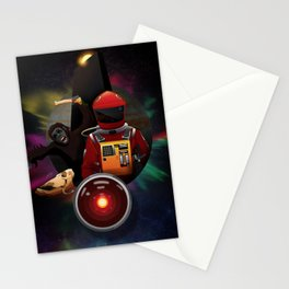 2001: A Space Odyssey T-Shirt Stationery Cards