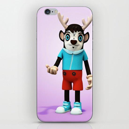 Ben my Deer! iPhone Skin