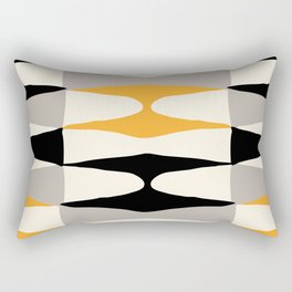 Zaha Bee Rectangular Pillow