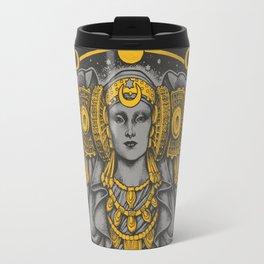IBERIAN HECATE gray Travel Mug