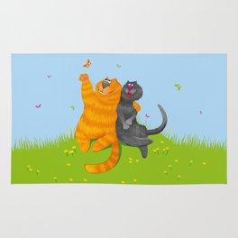 Cat lovers Rug