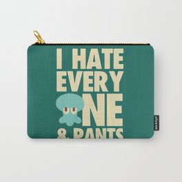 Squidward Quotes Carry-All Pouch