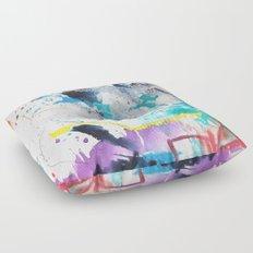 Untitled #25 Floor Pillow