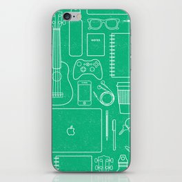 Essentials iPhone Skin