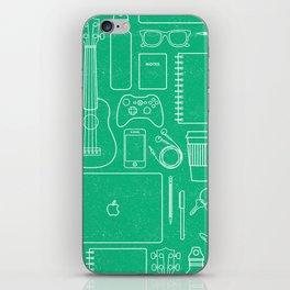Essentials iPhone Skin