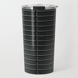 Cubo Negro -Detail- Travel Mug