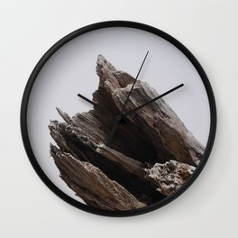 Drift Mountain Wall Clock