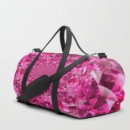 OCTOBER PINK SAPPHIRE FANTASY BIRTHSTONE GEM Duffle Bag