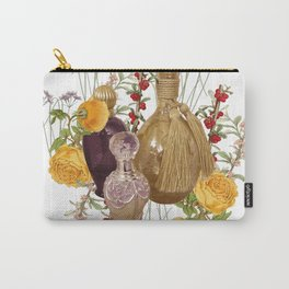 Scented Garden Carry-All Pouch