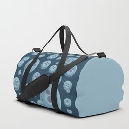 Ponyo Jellyfish pattern Duffle Bag