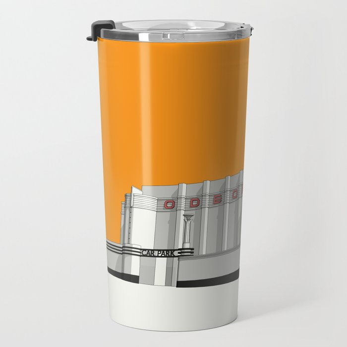 ODEON Woolwich Travel Mug