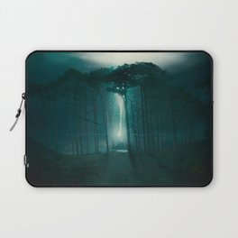 The Elder Wand lies with him Laptop Sleeve