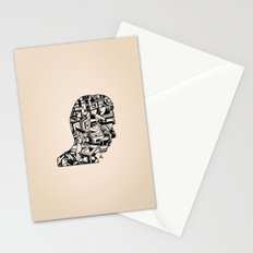 Self Portrait PM Stationery Cards