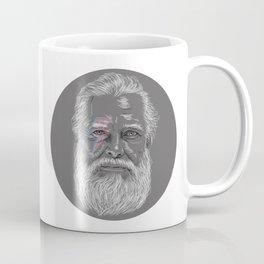 Hipster Bowie Coffee Mug