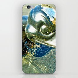 Super Duck iPhone Skin