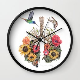 Synthesis Wall Clock