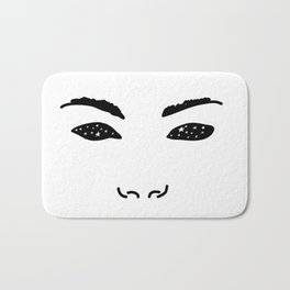 Stars in your Eyes Bath Mat