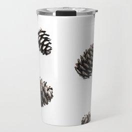 Pine Cones 2 Travel Mug