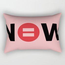 Equal Love Now #1 Rectangular Pillow