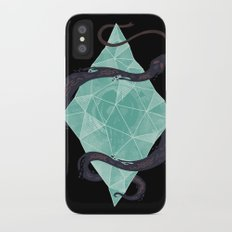 Mystic Crystal iPhone X Slim Case
