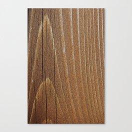 Wood Grain 4 Canvas Print