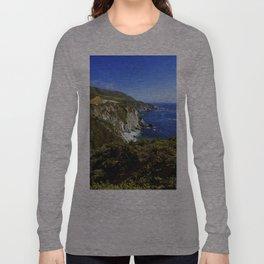 Bixby creek bridge, Big Sur, CA. Long Sleeve T-shirt