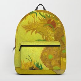 Sunflowers - Van Gogh Backpack