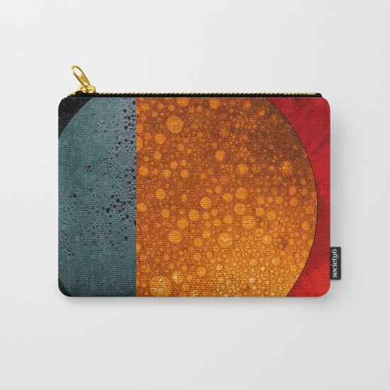 Abstract #202 Carry-All Pouch