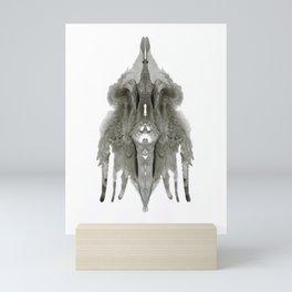Rorschach Octopus Mini Art Print
