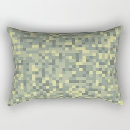 Modern Military camouflage pattern 1 Rectangular Pillow
