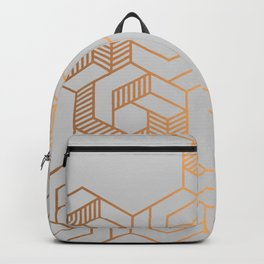 Hex 611 Copper Backpack