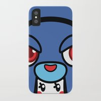 pagan iPhone & iPod Cases featuring Pagan Blue by Pagan Holladay